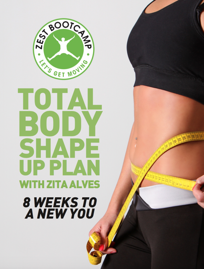 Total Body Shape Up Plan