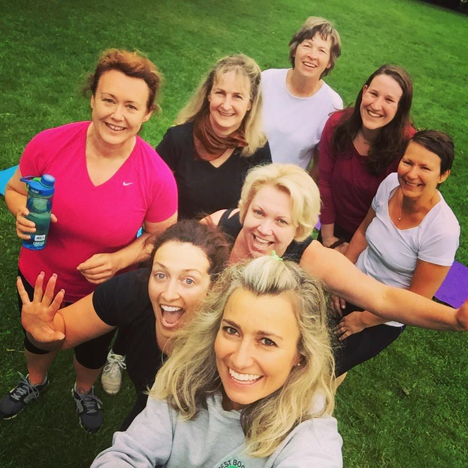 Zest Bootcamp group exercise classes in Bath